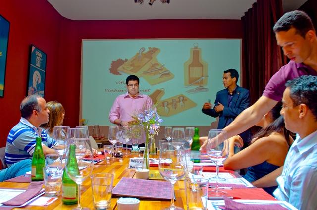 Oficina de Vinhos Gourmet