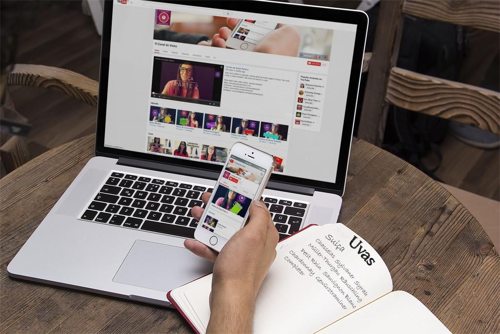 Cena - O canal do Vinho - Blog