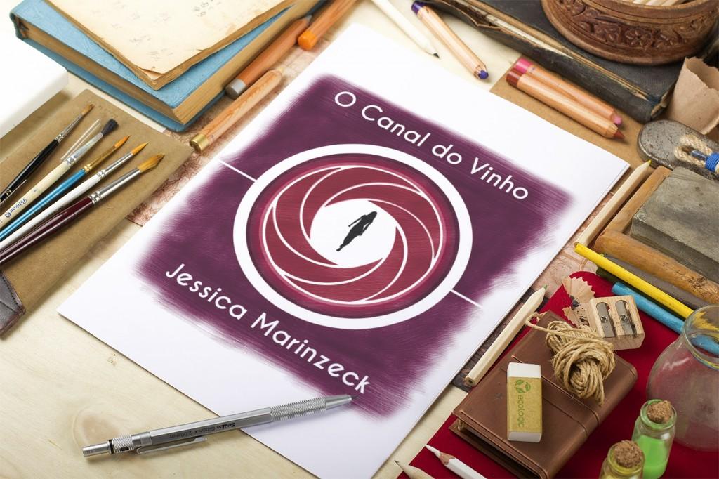 O Canal do Vinho - Drawing - Blog
